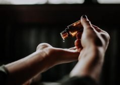 טפטוף סיבידי מבקבוק